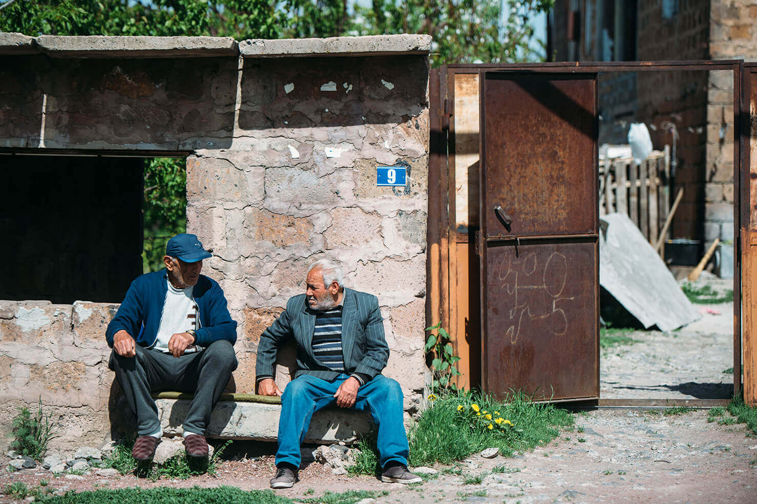 Building ministry relationships in Armenia are difficult, especially with men.